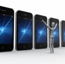 Nelle vendite di cellulari gli smartphone sono gettonati