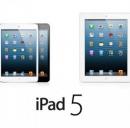 iPad 5 rumours: uscita, prezzo e caratteristiche