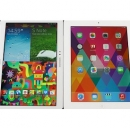 Confronto Galaxy Note 10.1 e iPad Air