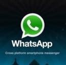 WhatsApp mette a dura prova il business degli sms
