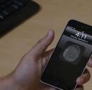 iPhone5s con lettore impronte digitali